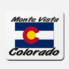 Monte Vista Colorado Mousepad
