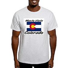 Monte Vista Colorado T-Shirt