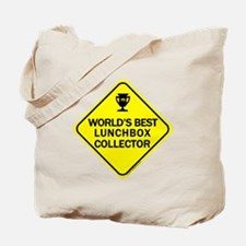 Collector Lunchboxes  Tote Bag