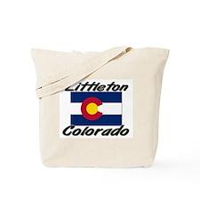 Littleton Colorado Tote Bag