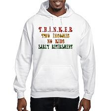 Child-Free Thinker Jumper Hoody