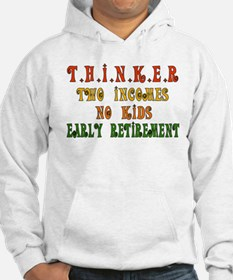 Child-Free Thinker Jumper Hoody