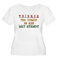 Child-Free Thinker T-Shirt