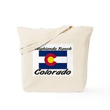 Highlands Ranch Colorado Tote Bag