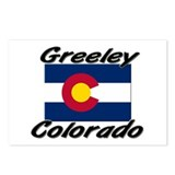 Greeley colorado Postcards