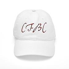 CFBC Red Logo Baseball Cap