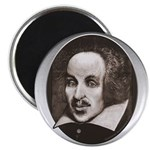 "Subliminal Bard's 2.25"" Magnet (100 pack)"