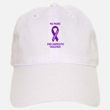 No more abuse/Survivor Baseball Baseball Cap