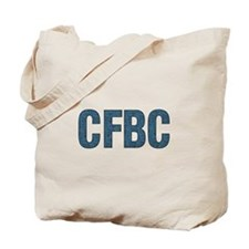 CFBC Blue Logo Tote Bag