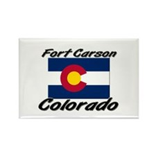 Fort Carson Colorado Rectangle Magnet