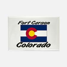 Fort Carson Colorado Rectangle Magnet