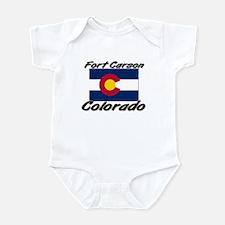 Fort Carson Colorado Infant Bodysuit