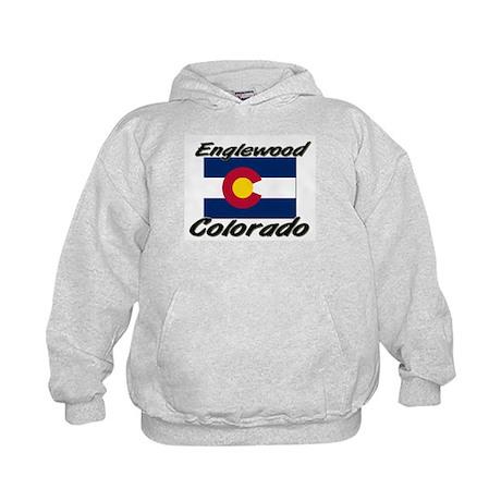 Englewood Colorado Kids Hoodie