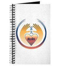 Reiki Hands and Heart Journal