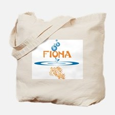 Fiona (fish) Tote Bag