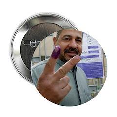 Islam and Democracy - vote Button