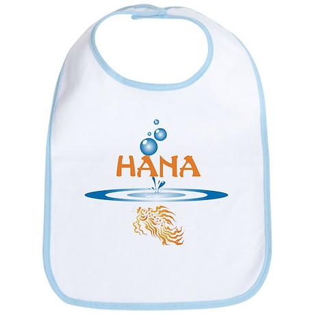 Hana (fish) Bib