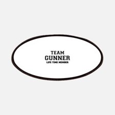 Team GUNNER, life time member Patch