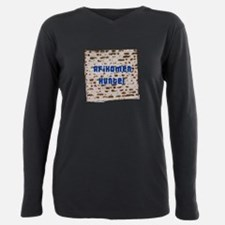 afikomenhunter.png Plus Size Long Sleeve Tee