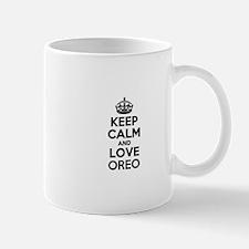 Keep Calm and Love OREO Mugs