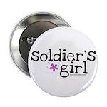 Soldier's Girl - Purple Button