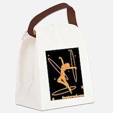 Cute Hoola Canvas Lunch Bag
