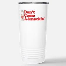 Come A-Knockin Travel Mug