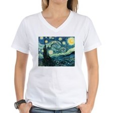 Van Gogh Starry Night Shirt