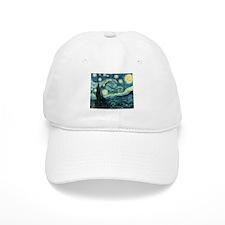 Van Gogh Starry Night Baseball Cap