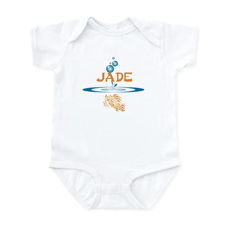 Jade (fish) Infant Bodysuit