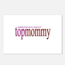 America's Next TopMommy Postcards (Package of 8)