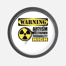 Autism Meltdown Probable Wall Clock