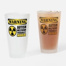 Autism Meltdown Probable Drinking Glass