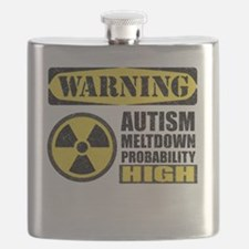 Autism Meltdown Probable Flask