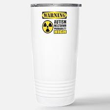 Autism Meltdown Probabl Travel Mug
