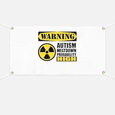 Autism Meltdown Probable Banner