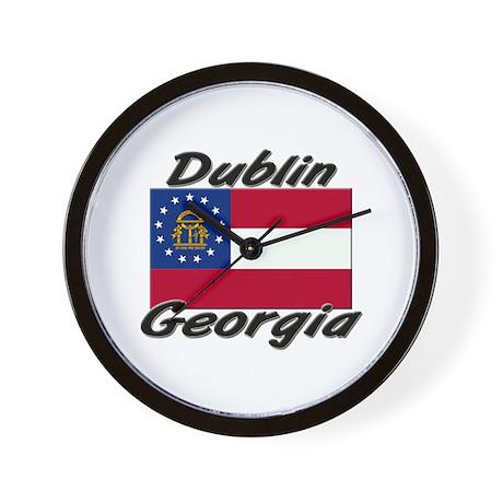 Dublin Georgia Wall Clock