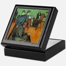 Munch Death in the Sickroom Keepsake Box