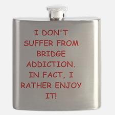 Unique Duplicate bridge Flask