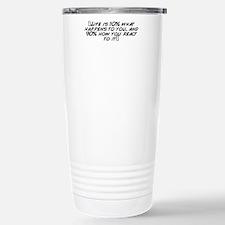 Cute What happens Travel Mug