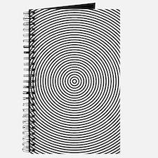 Cute Hypnotize Journal