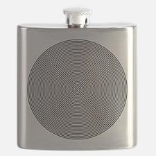 Funny Circles Flask
