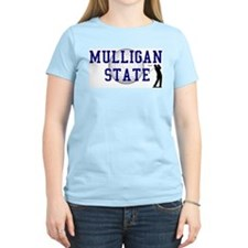 MULLIGAN STATE (HACK SQUAD - on back) T-Shirt