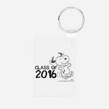 Snoopy - Celebrating '16 Keychains