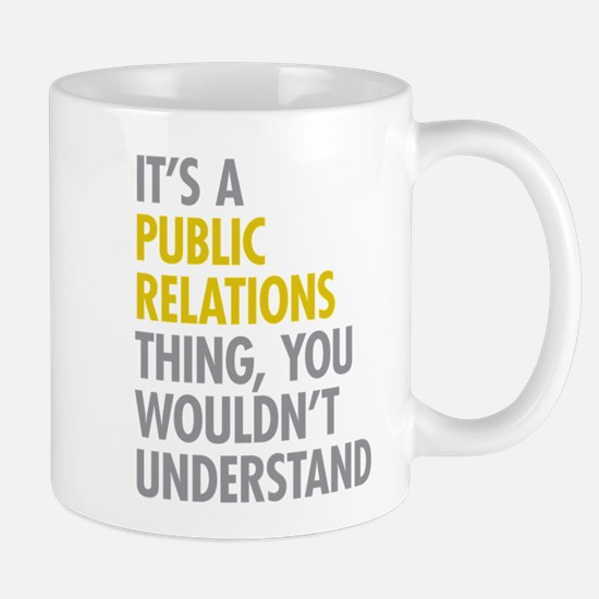 Public Relations Mugs