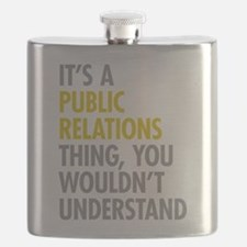 Public Relations Flask