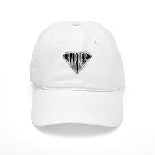 SuperBarber(metal) Baseball Cap