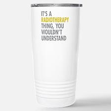 Radiotherapy Travel Mug