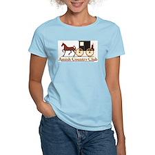Amish Country Club Ash Grey T-Shirt