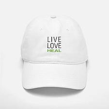 Live Love Heal Cap